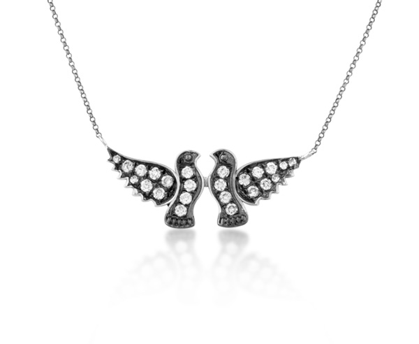 NECKLACE LOVEBIRDS