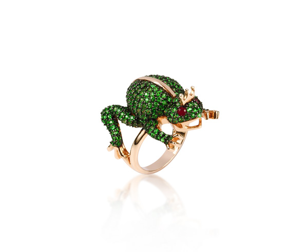 RING FROG (SMALL)