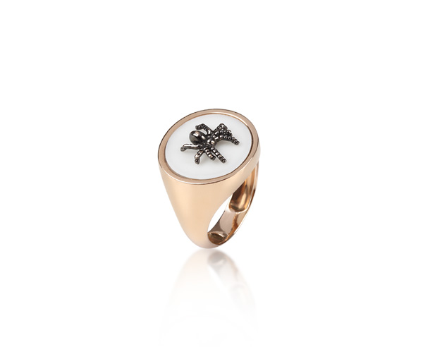 RING CHEVALIERE NATURE
