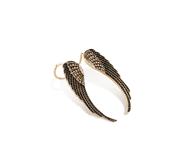 RING EAGLE WINGS